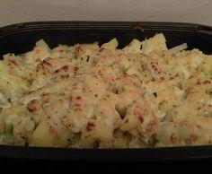 Kohlrabi-Kartoffel-Auflauf mit Basilikumsauce by FrenchBully on www.rezeptwelt.de
