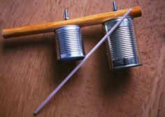 Instrumento musical de capoeira agogô construido com material reciclável_bichodacapoeira