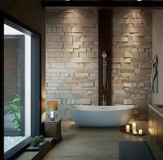 own your morning // bathroom // city suite // urban loft // interior // home decor // wall art //