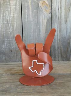 Texas+Longhorn+Hand+Sculpture+by+J4SculptedSteel+on+Etsy,+$39.95