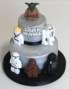 Star Wars Rebels Cake Images : 1000+ images about Star Wars Party Ideas on Pinterest ...