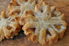 Sfogliatine salate stuzzichini veloci - Savory snacks quick puff pastry