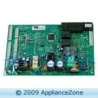 WR55X10942  Control board used on some GE brand refrigerators. Save up to 21% compared to other online retailers. Appliance Zone Price: $134.89