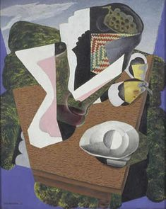 Diego Rivera, Still Life with Gray Bowl, 1915