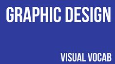 Graphic Design defined - From Goodbye-Art Academy
