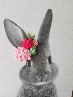 Easter bunny https://www.etsy.com/listing/580834564/easter-bunny-sign-easter-decor-sign