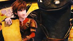 RTTE - Hiccup and Toothless - 3x12