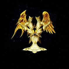 Gemini Cloth - Soul of Gold