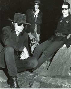 The Sisters of Mercy 80s Goth, Punk Goth, Patricia Morrison, Andrew Eldritch, Female Poets, Goth Bands, Sisters Of Mercy, Steve Vai, Musica