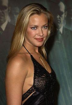 Kristanna Loken at event of The Matrix Revolutions (2003)
