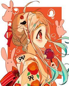 Manga Kawaii, Chica Anime Manga, Me Anime, Kawaii Art, Anime Chibi, Anime Art, Anime Angel, Film Manga, Animé Fan Art