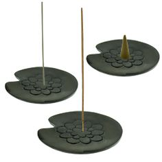 Porte-Encens pour Encens Japonais Diy Clay, Clay Crafts, Diy Incense Holder, Insence Holder, The Creation Of Adam, Vases, Ceramic Clay, Diy Projects To Try, Polymer Clay Jewelry
