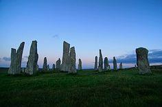 Камень, Круг, Памятник, Древние