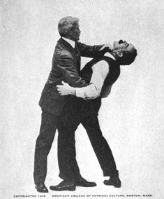 Vintage Jiu-Jitsu Lessons From Theodore Roosevelt's Personal Instructor Jiu Jitsu Moves, Ju Jitsu, Kickboxing Workout, Art Of Manliness, Martial Arts Training, Brazilian Jiu Jitsu, Wing Chun, Self Defense, Survival Skills