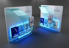 POSM Collection 2 Charsky studio Pos Display, Counter Display, Display Design, Booth Design, Display Stands, Display Ideas, Pos Design, Stand Design, Retail Design