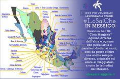 I #LoSaiChe di #IdeeperViaggiare continuano.......http://www.ideeperviaggiare.it/ #Messico