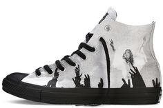BLACK SABBATH Released Four New Converse Designs Today