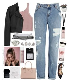 """I'm too good to you"" by lovers-of-one-direction ❤ liked on Polyvore featuring Chanel, NARS Cosmetics, Prada, Topshop, River Island, Living Proof, Antonio Berardi, Dogeared, Steve Madden and Givenchy"