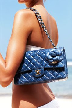 Chanel and Australia (Limited Edition Brisbane Chanel Bag)
