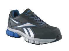 Reebok Work Mens Ketia RB4891GreyBlueUS 95 W >>> Want to know more, click on the affiliate link Amazon.com.