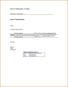 Letter Format Authorization For Credit Card Air Ticket Etihad And