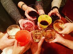 Cheers. We won! SETC Awards Banquet. 2017