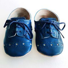 wee wednesday with lindsay of darling clementine: perfect baby shoes - Bliss