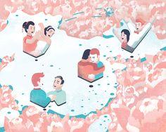 boen jiang   http://www.boenjiang.com/illustration/
