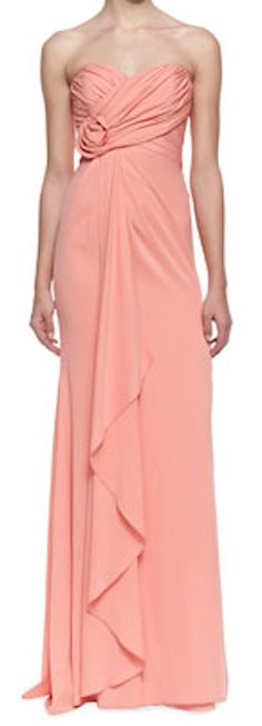 gorgeous Badgley Mischka gown  http://rstyle.me/n/jhf2rpdpe