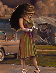 AIR ADVENTURES by Peregrine Heathcote