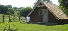 Penfold Cabin - Sussex    Two cabins in a countryside paradise. Pitch in with the animal feeding or try Longbow archery...