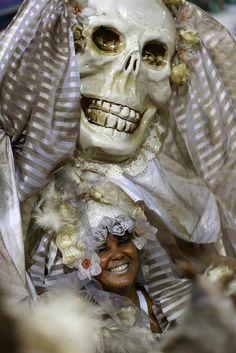 Brazil's carnival celebrations