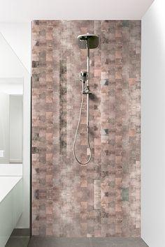 Rubic Wallpaper for bath