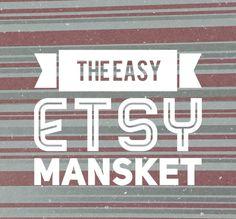 The Easy Etsy Mansket | Eco-Friendly Mama Canada