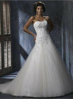 Robe de mariée fourreau en dentelle et jupe de vilome [#LOOK11187] - €165.00 Lookmariage.com
