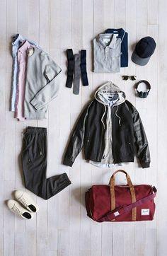 Husband Gift Ideas, Bose headphones, Herschel bag