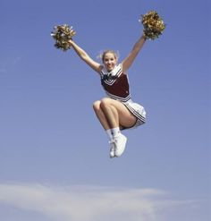 cheer jumps for beginners