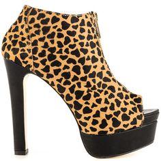 Boldd L - Leopard by Betsey Johnson