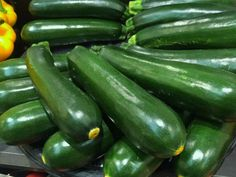 Zucchini also is known as courgette, it's among the best vegetables you can get when you want to lose weight and add a healthy vegetable to your diet. Growing Zucchini, Green Zucchini, Healthy Zucchini, Calories In Zucchini, Healthy Food, Healthy Eating, Negative Calorie Foods, Zero Calorie Foods, Zucchini Latkes