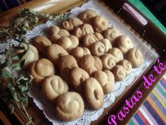 Cocinándotelo: Galletas