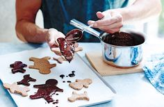 Sweet and spicy gingerbread men | Australian Natural Health Magazine