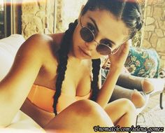 Selena Gomez Takes Sexy Selfie For Justin Bieber After Car Accident Read More.. www.unomatch.com/selena-gomez  #selenagomez #hollywood #celebrity #gossip #unomatch