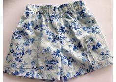 Children's Shorts -Size 1