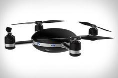 Lily Camera, le drone autonome commandé par GPS, un bijou ! https://www.lily.camera/
