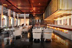 The Restaurant - Padma Hotel Bandung