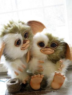 Mogwai Gizmo by GakmanCreatures on Etsy