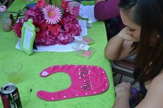 Baby Shower Polka Dots Baby Shower Party Ideas | Photo 1 of 31 | Catch My Party