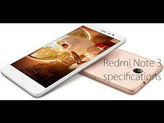 Xiaomi Redmi Note 3 specifications - Techinfo007
