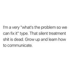 Yes! Which is why i rarely have problems with anyone. & if there's a problem that has no fix its goodbye life's way too short to do otherwise. #itsRespectOrNothing