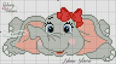 Elephant Cross Stitch, Cross Stitch Alphabet, Cross Stitch Baby, Cross Stitch Charts, Cross Stitch Embroidery, Cross Stitch Patterns, Pixel Crochet Blanket, Graph Crochet, Crochet Blanket Patterns